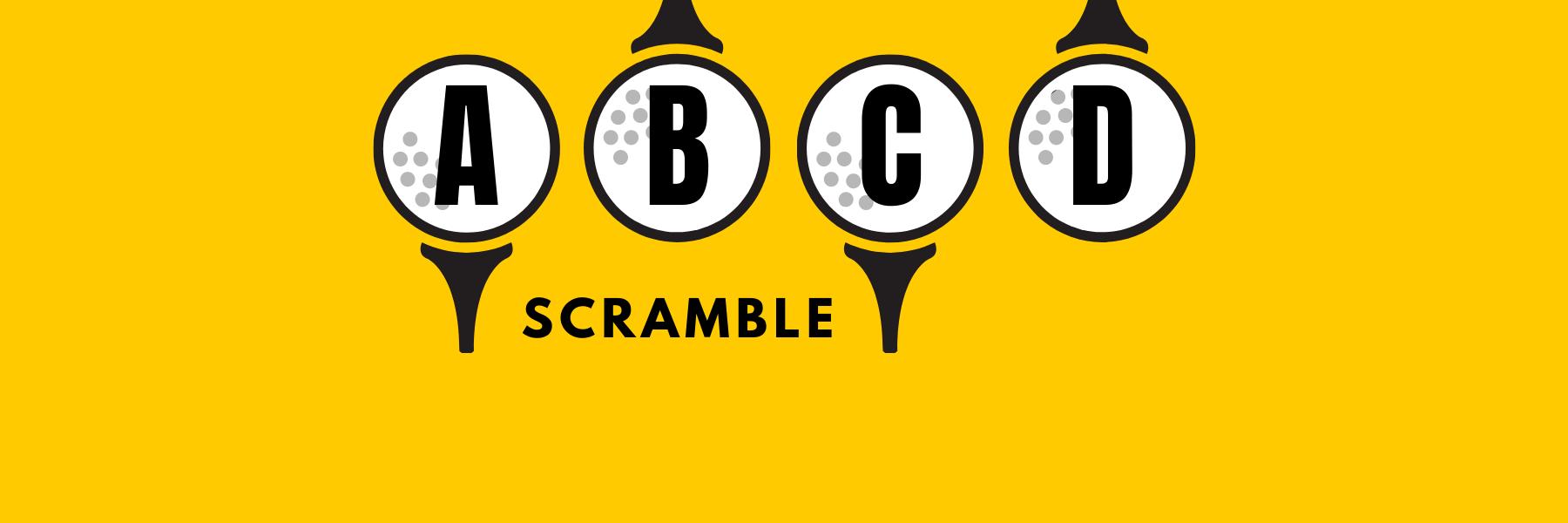 ABCD Scramble at Lakeview Golf Club